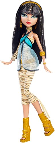 Monster HighCFC65 Ghouls Cleo de Nile Doll -