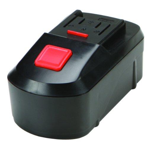 HF tools 68413-1 Drill Master 18v Rechargable Cordless Tool Battery, White (Hyper Tough 18v Ni Cd Cordless Drill)