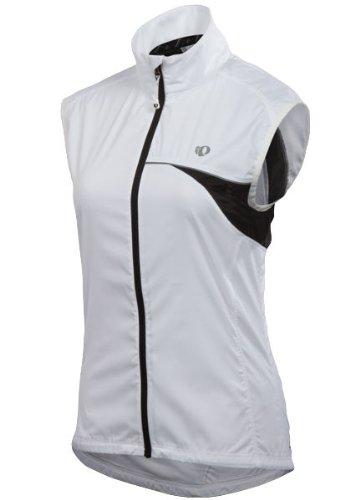 Pearl Izumi Women's Elite Barrier Vest, XX-Large, White by Pearl iZUMi