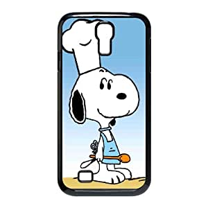 snoopy-green Samsung Galaxy S4 9500 Cell Phone Case Black I3608456