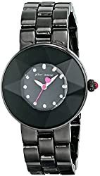 Betsey Johnson Women's BJ00402-03 Black Watch