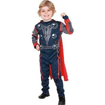 Los Vengadores The Avengers I-881310L - Disfraz de Thor (talla L infantil)