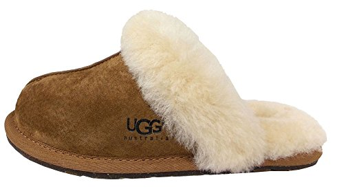 UGG W's Scuffette 5661, Damen Hausschuhe, Braun (CHESTNUT), EU 38 (US 7)