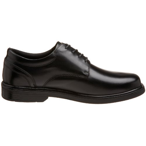 Nunn Bush Mens Eddy Oxford Black