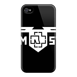 Iphone 6plus MEf3711rIZV Customized Nice Rammstein Skin Excellent Cell-phone Hard Cover -JonathanMaedel