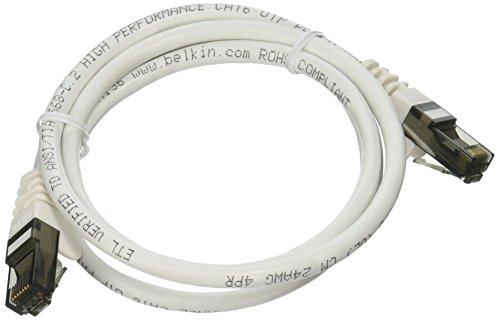 Belkin Components - Belkin High Performance - Patch Cable - RJ-45 (m) - RJ-45 (m from Belkin