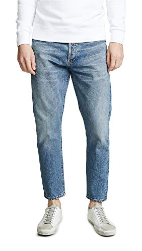 Citizens of Humanity Men's Rowan Relaxed Jeans, Explorer, Blue, 34