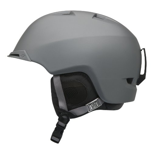 Giro Chapter Snow Helmet, Matte Pewter, Small by Giro