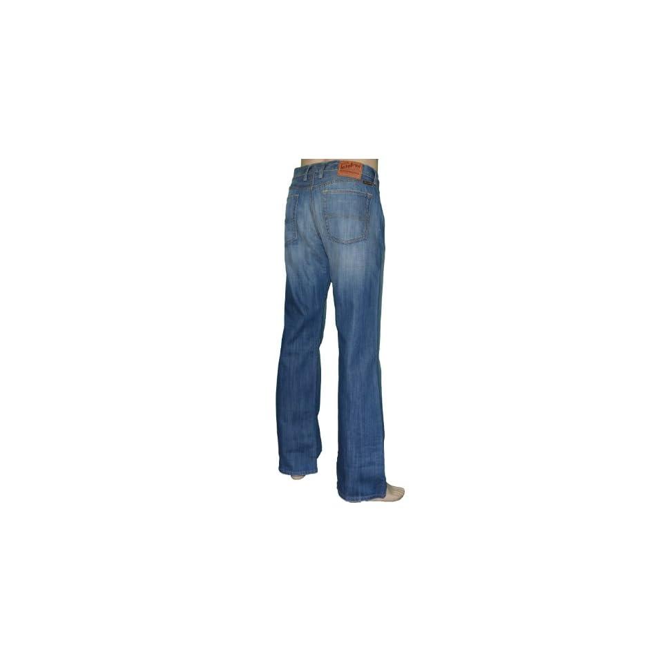 Lucky Brand Mens Relaxed Bootleg Jeans