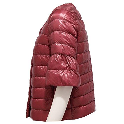Light Piumino Bordeaux Jacket Chiaro Donna Ultra 0552w Herno Woman 4wHtzn