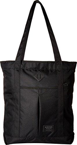 (Burton Men's North/South Zip Crate Tote True Black Twill One Size)