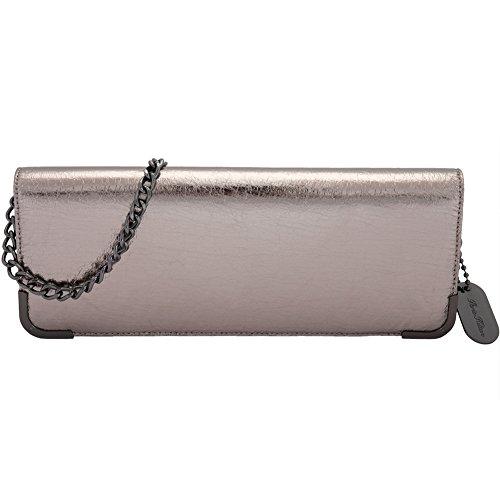 Paris Hilton Handbags - Babe Gun Silver Small Shoulder Bag