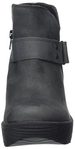Fly Gore Gris Grey Tex Botas para Mujer YOCK062FLY London rZ1n4OwWqr