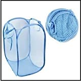 NEW Pop Up Laundry Basket Bin Room Tidy Storage Folding Collapsible Washing Clothes Bag