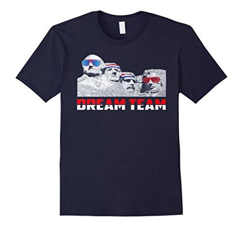 Mount Rushmore Dream Team Shirt product image