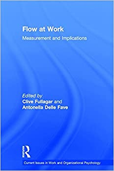 Book Flow at Work: Measurement and Implications (Current Issues in Work and Organization Psychology)