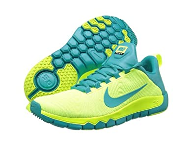 new concept 73a3e 5ce04 Image Unavailable. Image not available for. Color  Nike Mens Free Trainer  5.0 Volt Turbo Green ...