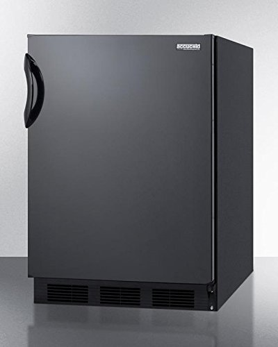 Summit Appliances CT66B Under Counter Refrigerator Freezer product image