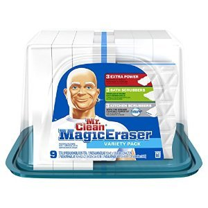 Mr. Clean Magic Eraser - Variety Pack - 9 ct. by Mr. Clean
