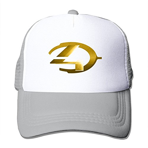 Mesh Adjustable,Unisex,Designer Ash Halo 4 Portal & Logo Video Game Sun Hats Hat World - Halo Feeder