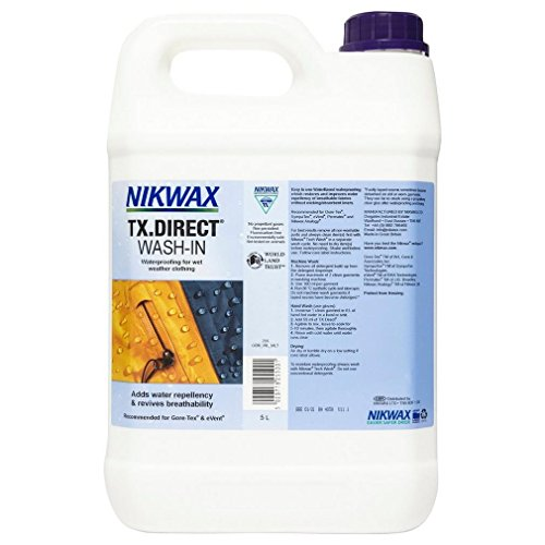 NIKWAX TX DIRECT WASH-IN TEXTILE WATERPROOF (5LITRE)