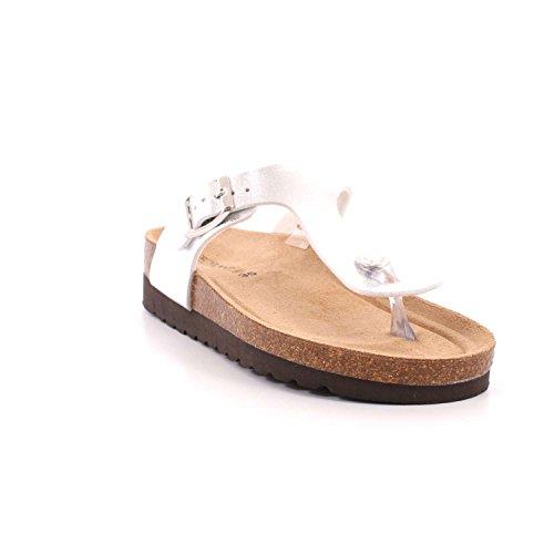 Anthracite Grunland Gris Piscine Hola Plage et de Femme Chaussures CCHwq1O