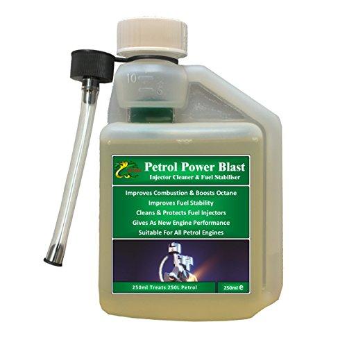 Hydra Petrol Power Blast Treats 250L+ Fuel Injector Cleaner 250ml