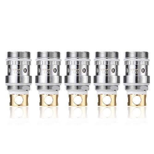 E Zigarette 75W, MONVAP M75 Starter Set mit 5x10ml E Liquid, 2600mAh Build-in Vape Akkuträger, Top Refill Verdampfer 0…