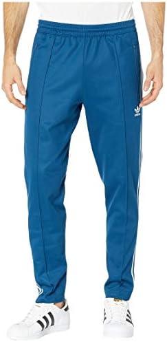 [adidas(アディダス)] メンズパンツ・長ズボン・ジャージ下 Franz Beckenbauer Track Pants Legend Marine L [並行輸入品]