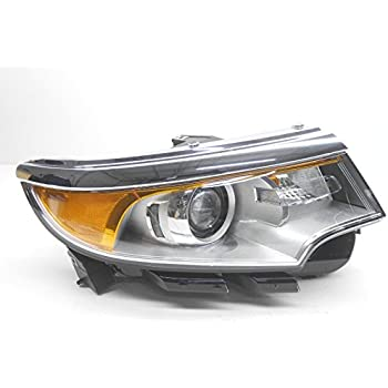 Genuine Ford Btz  A Headlamp Assembly