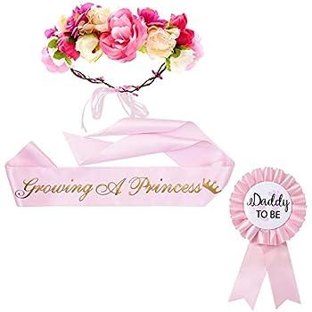 Amazon.com: Kit de corona de flores y bandas de flores ...
