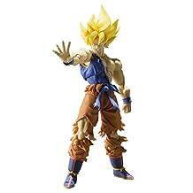 Bandai Tamashii Nations Super Saiyan Son Goku Warrior Awakening Version