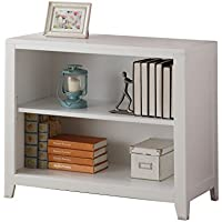 ACME Furniture 30607 Lacey Bookcase, White