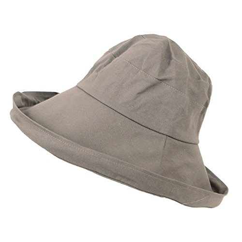TOOPOOT 2019 New Basin Hat Fisherman Hat Female Version of The American Fashion Elegant Hat ()