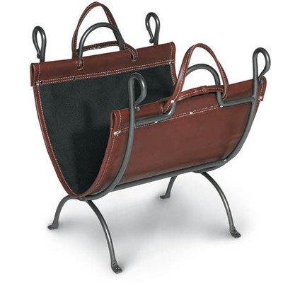 Pilgrim Hearth Anvil Log Carrier by Pilgrim Hearth