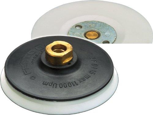 (Festool 485298 RAS 115 Fiberfix Sanding Pad, 90mm (4 1/2 in) )