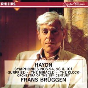 ハイドン/交響曲第94番ト長調「驚愕」