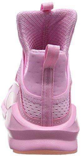 03 Da prisma Rosa Fitness Donna Puma Colore Scarpe Rosa Maglia Feroce Luminoso nxpqxwOTP6
