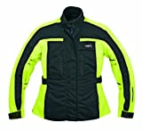 Vega Technical Gear Hi-Visibility Women's Silhouette Jacket (Yellow, XX-Large)
