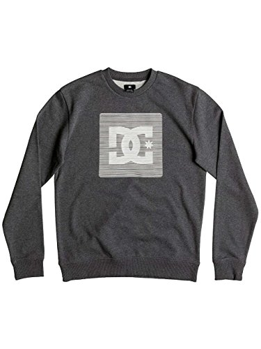 Herren Sweater DC Variation Crew Sweater