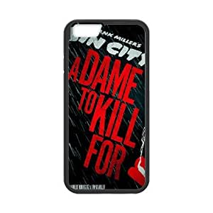 iphone6 plus 5.5 inch case , Sin City - A Dame To Kill For iphone6 plus 5.5 inch Cell phone case Black-YYTFG-22829