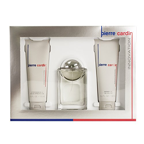 Pierre Cardin Innovation 3 Piece Gift Set for Men