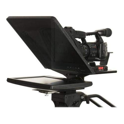 Prompter People Flex 17 TelePrompter with Reversing Monitor, 22' Reading Range, 14.5x16