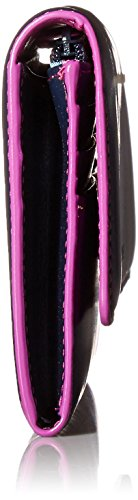Clutch Audrey Women's Rfid Navy Lodis Orchid Luna Wallet TZ8wqOOx