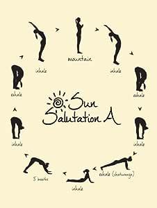 OMSC Sol Saludo a Metal Sign, la filosofía del Yoga de Mente ...