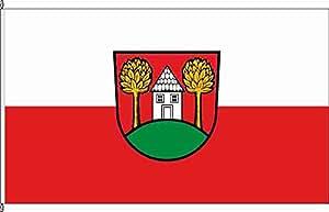 Mesa banderitas Hatt enhofen–Soporte para banderas de mesa de madera