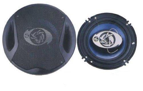 Enceintes Haut-parleurs audio voiture 400 W 16 cm speaker
