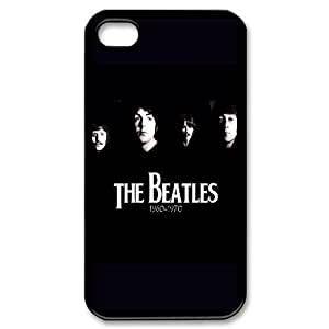 iPhone 4,4S Phone Case The Beatles F5N7840 by Maris's Diary