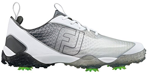 FootJoy Men's Freestyle 2.0 Golf Spike Charcoal/White Size 13 M US from FootJoy