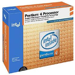 (Intel Pentium 4 670 3.8 GHz Socket 775 CPU)